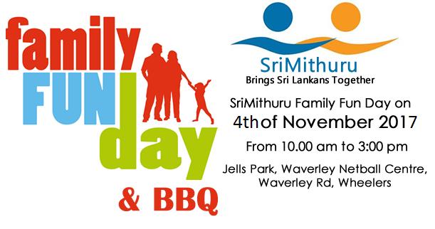 Sri Mithuru Family Fun Day 2017